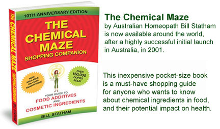 Chemical Maze
